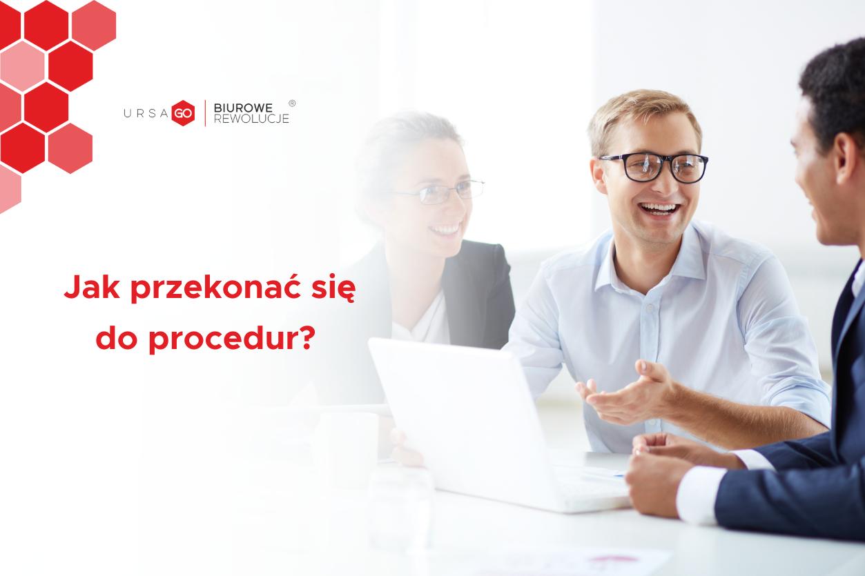 Blog - Jak przekonać się doprocedur naprzykładzie organizacji spotkania