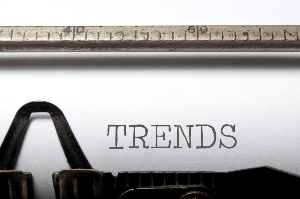 Trendy wpracy biurowej, bezdedykowanych rozwiązań idopasowania dorealiów firmy, niczemu niesłużą.